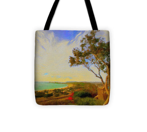 Harbor Town - Tote Bag