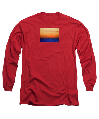 Harvest Setting - Long Sleeve T-Shirt
