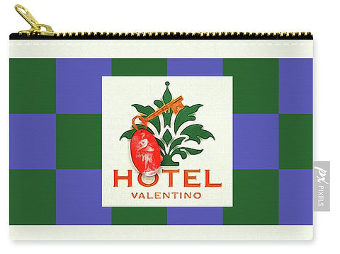 Hotel Valentino - Carry-All Pouch
