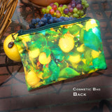 LemonCello Cosmetic Bag