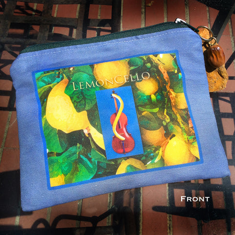 LemonCello Travel Bag