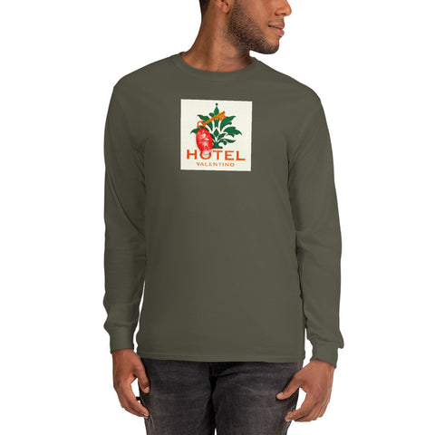 Hotel Valentino Long Sleeve T-Shirt