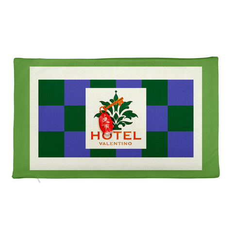 Hotel Valentino Throw Pillow Case Collection