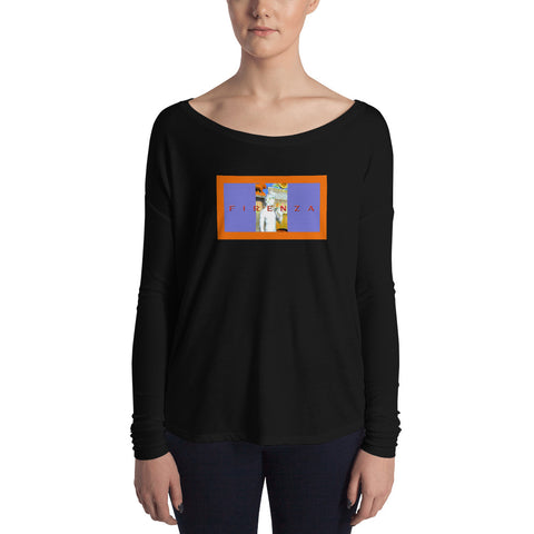 Firenze Ladies' Long Sleeve Tee