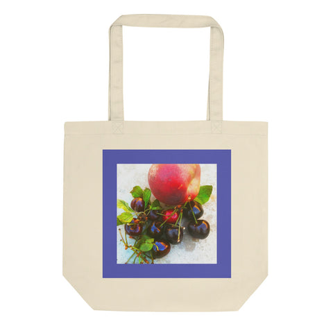 Fruit Harvest Organic Tote Bag