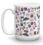 Italian Hotels Collection Coffee Mug