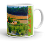 Tuscan Country Villa Coffee Mug
