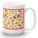 Fruit Medley Coffee/Tea Mug