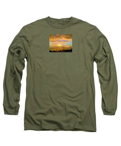 Painter's Landscape - Long Sleeve T-Shirt