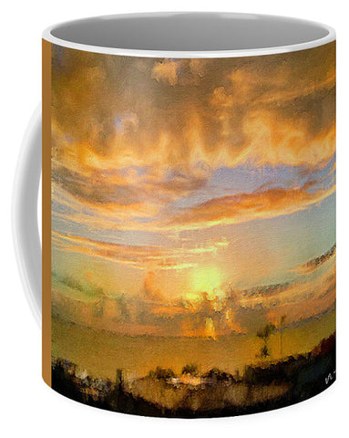 Painter's Landscape - Mug