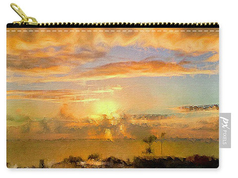 Painter's Landscape - Carry-All Pouch