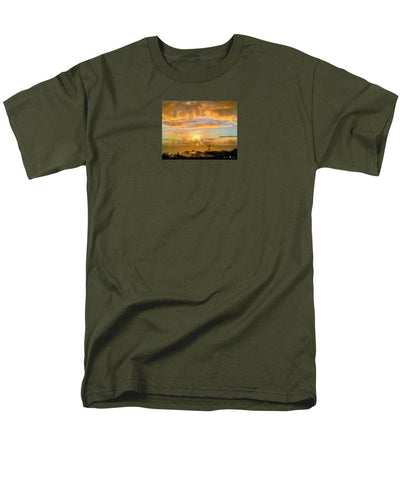 Painter's Landscape - Men's T-Shirt  (Regular Fit)