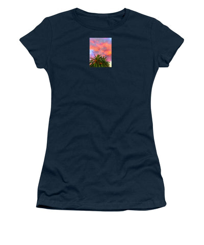Palm Fire - Women's T-Shirt
