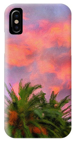 Palm Fire - Phone Case