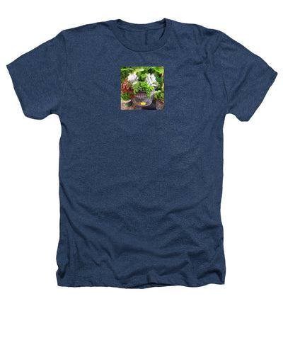 Potted Plants - Heathers T-Shirt