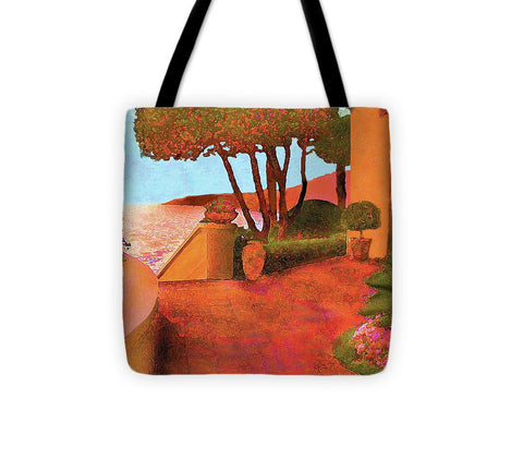 Ritz Cove - Tote Bag