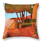 Ritz Cove - Throw Pillow