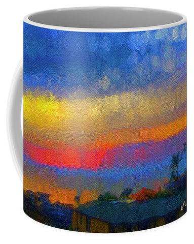 Twilight Blues - Mug