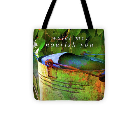 Watering Can - Tote Bag