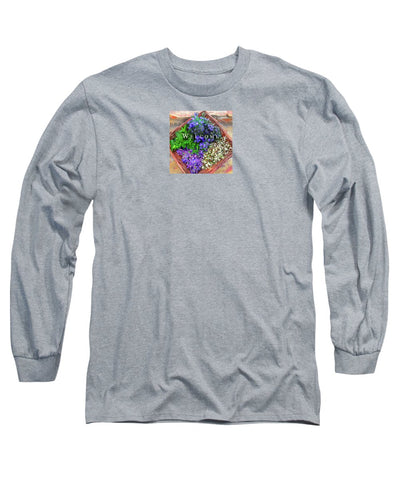 Welcome Basket - Long Sleeve T-Shirt