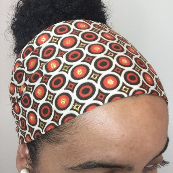 Pumpkin Spice Headband