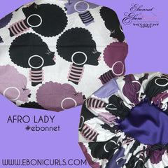 Afro Lady