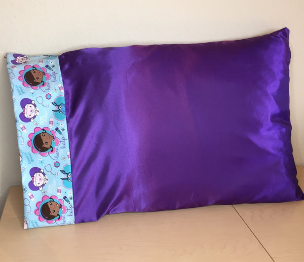 Doc McStuffins Pillowcase