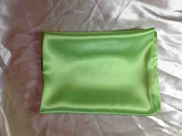 Lime Green Pillowcase