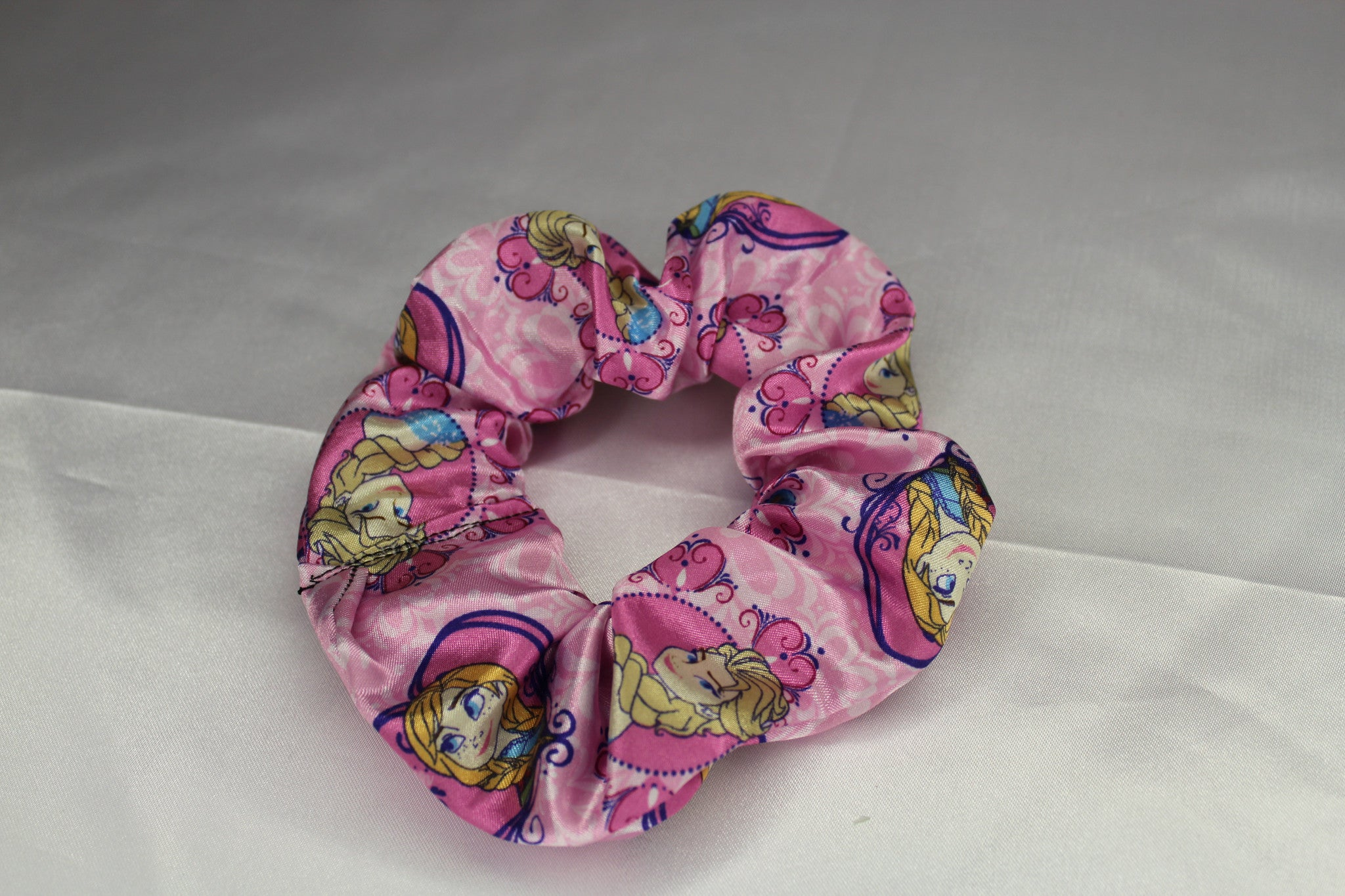 Disney's Frozen Satin Scrunchie