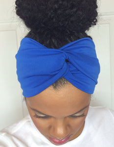 Royal Blue eTurban