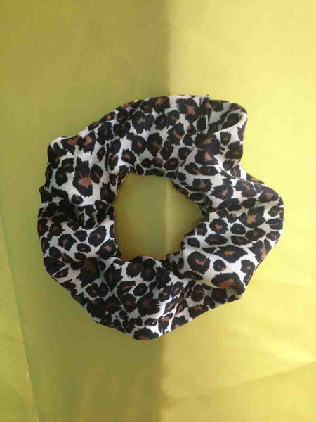 Little Leopard Spots Scrunchie
