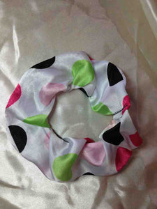 Gum Ball Scrunchie