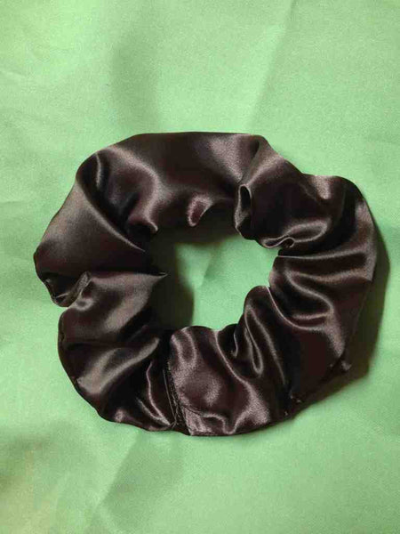 Chocolate Scrunchie