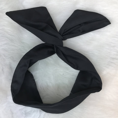 Black Hair Tie