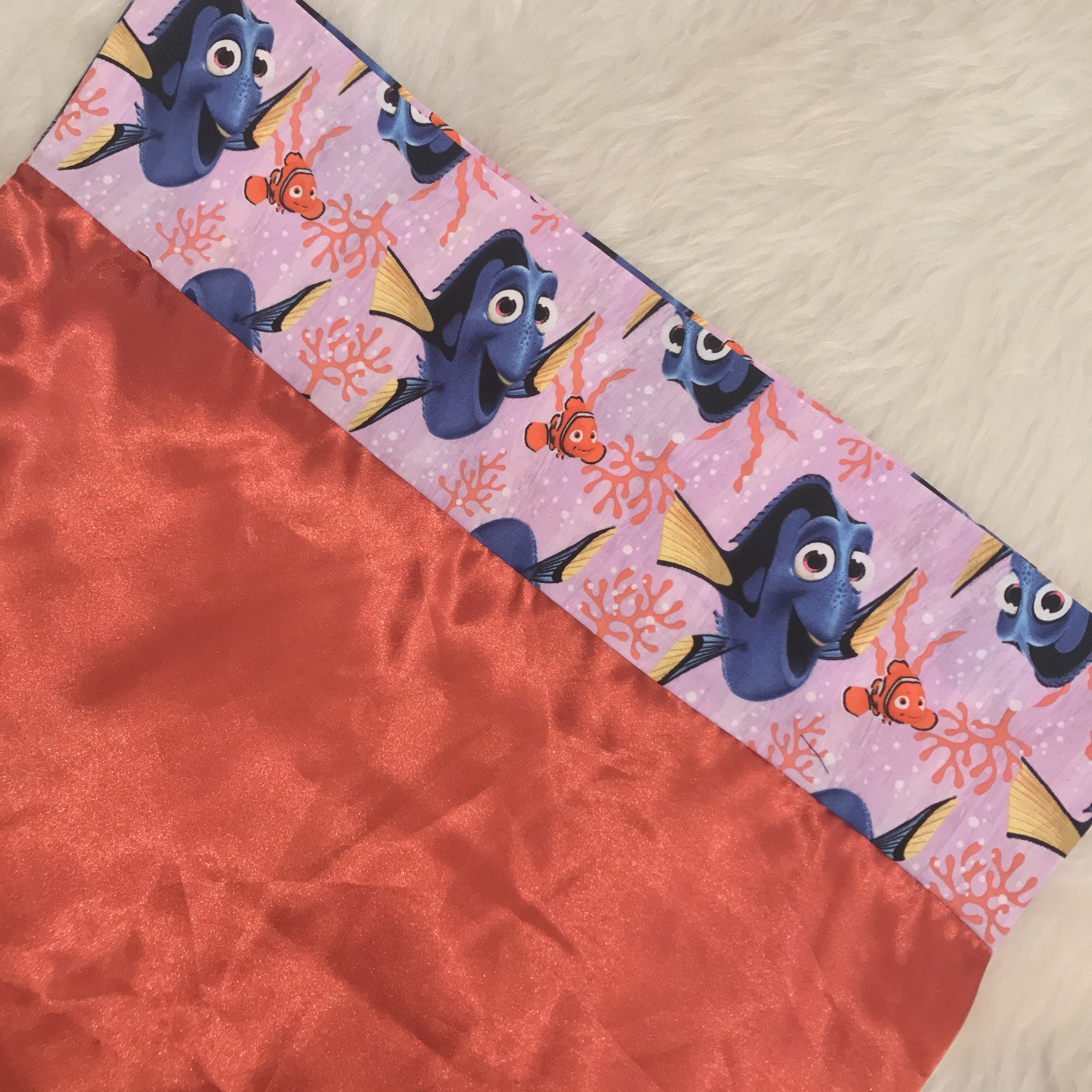 Dory & Nemo Pillowcase