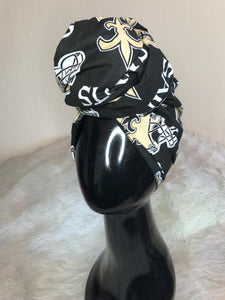 New Orleans Saints Headwrap