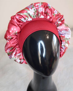 Wine Headband Bonnet