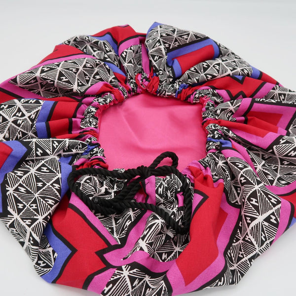 Pink Purple Red Ethnic