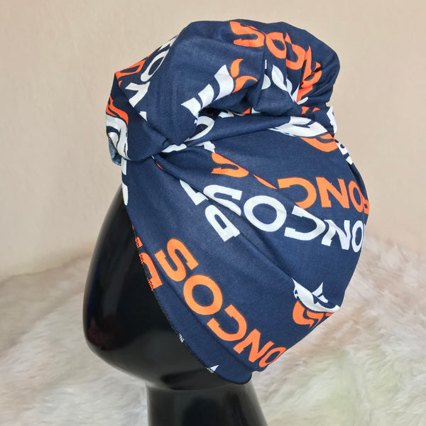 Denver Broncos Headwrap