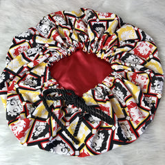 Betty Boop Faces Bonnet