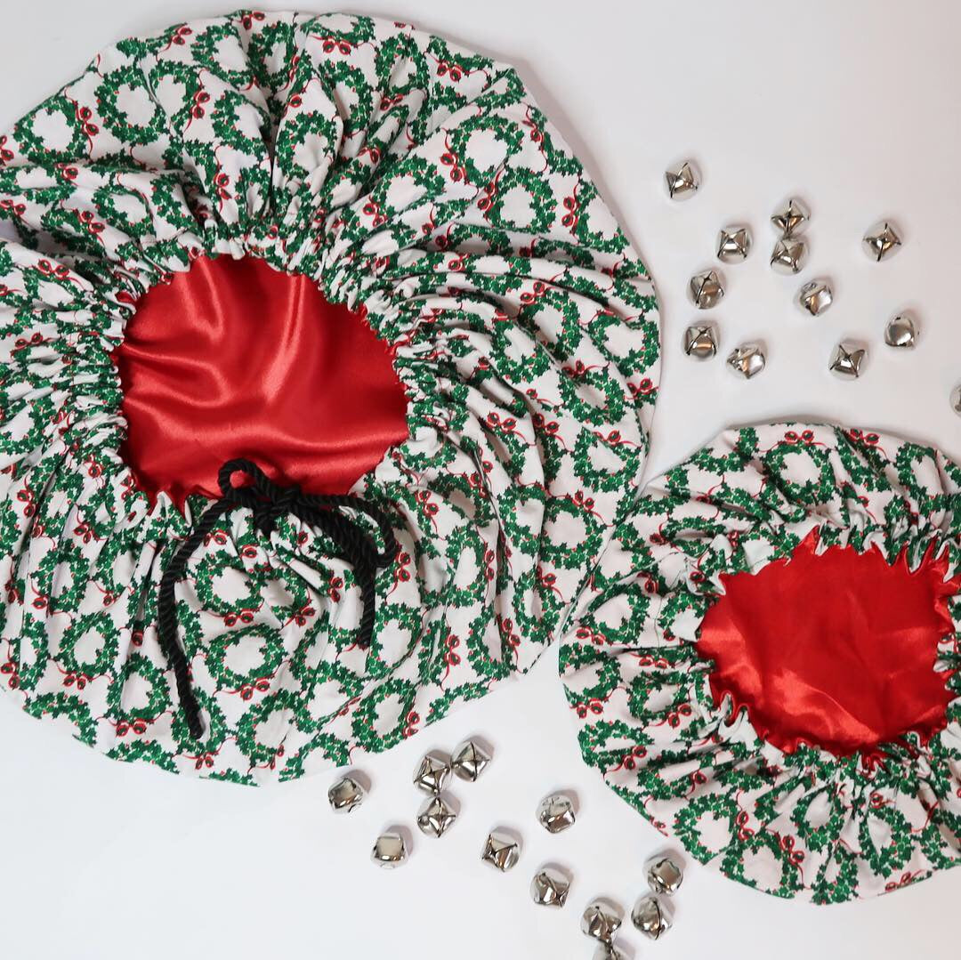 Mom & Baby Christmas Wreath