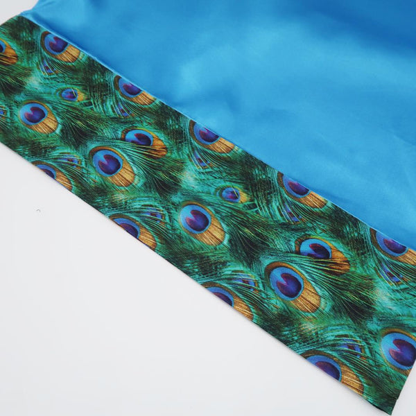Peacock Pillowcase