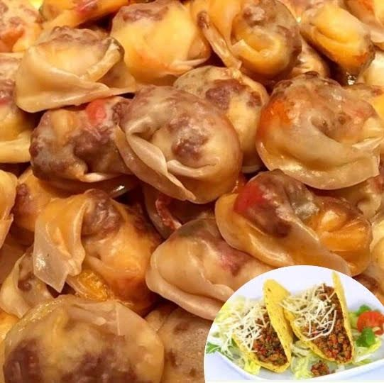 Mexican Ole Wontons