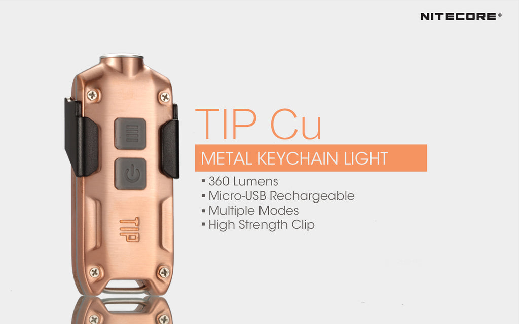 Tip (Copper) - 360 lumens