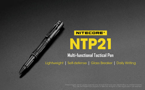 Precision Tactical Pens
