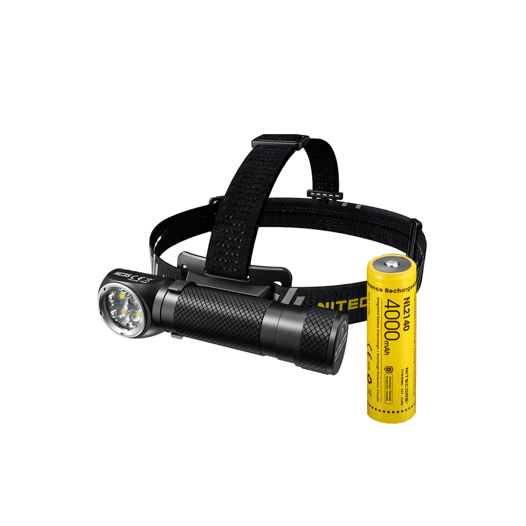 HC35 Headlamp - 2700 lumens