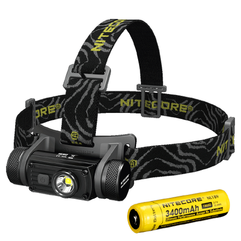 HC60 Headlamp- 1000 lumens