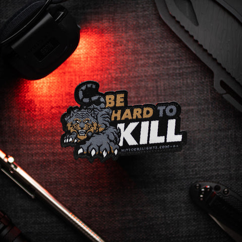'Hard To Kill' TIGER Patch