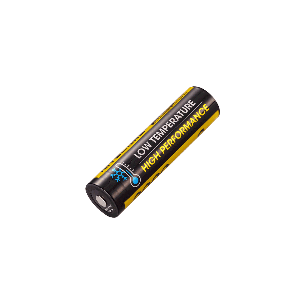 NL1829LTHP (2900mAh) for Low Temperatures