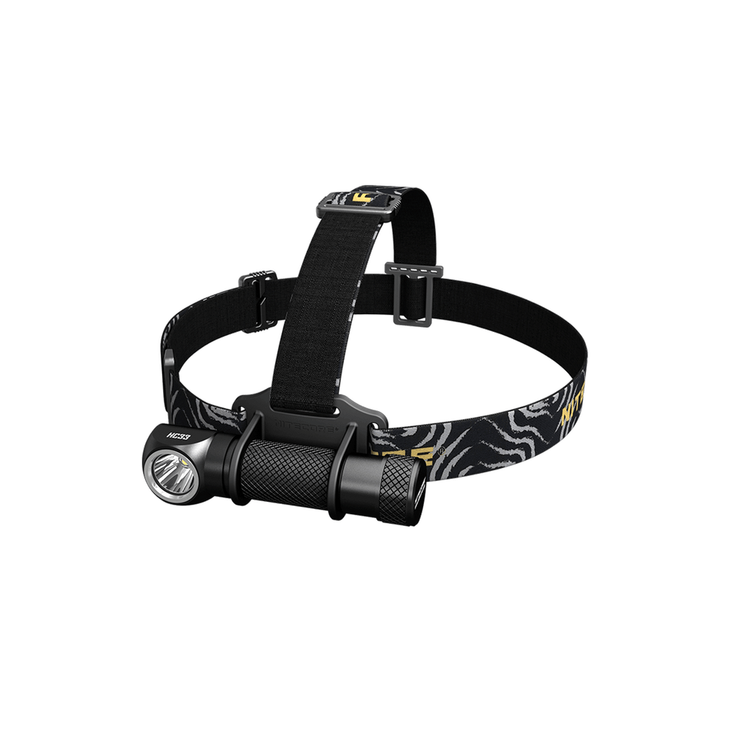 HC33 Headlamp - 1800 lumens